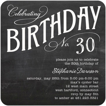30th birthday invitation card template ; Amazing-30Th-Birthday-Invitations-For-Him-As-An-Extra-Ideas-About-Birthday-Party-Invitation-Template