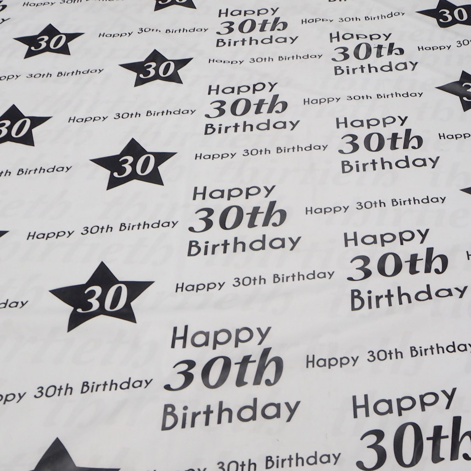 30th birthday photo backdrop ; 30th-Birthday-Backdrop