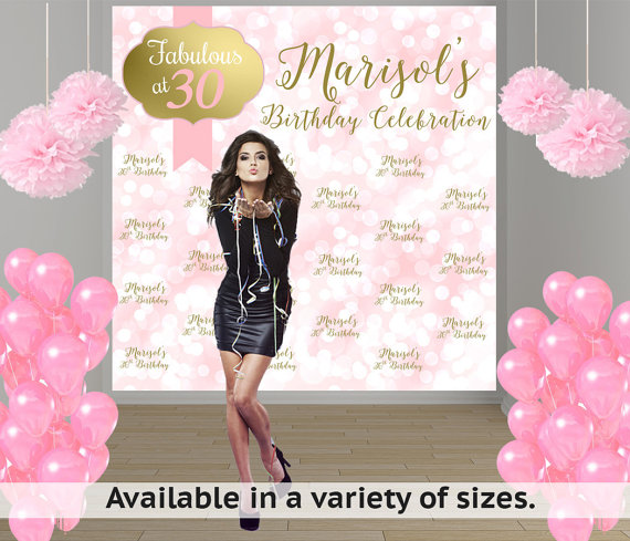 30th birthday photo backdrop ; 30th-birthday-backdrop-30th-birthday-party-personalized-photo-backdrop-sweet
