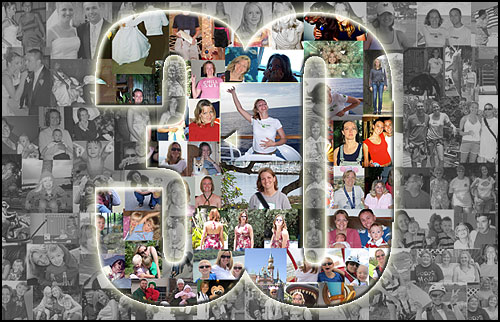 30th birthday photo collage ; Birthday-Gift-for-Sister-30-21