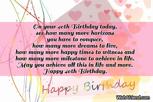 40th birthday message for a special friend ; 40th-bday-messages-happy-birthday-wishes-to-friend-happy-birthday-quotes-for-boyfriend