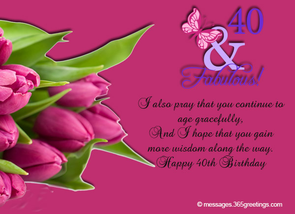40th birthday message for a special friend ; 40th-birthday-wishes-03