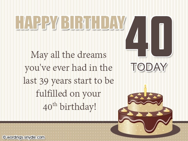 40th birthday message for a special friend ; friend-40th-birthday-card-best-of-40th-birthday-wishes-messages-and-card-wordings-wordings-and-of-friend-40th-birthday-card