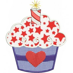 4th of july birthday clipart ; Firecracker-Cake-(birthday-of-4th-of-Julyindependence-day)-Applique-Machine-Embroidery-Digitized-Design--Pattern----Instant-Download1-300x300