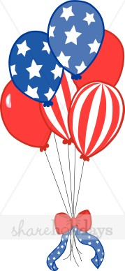 4th of july birthday clipart ; img_large_watermarked