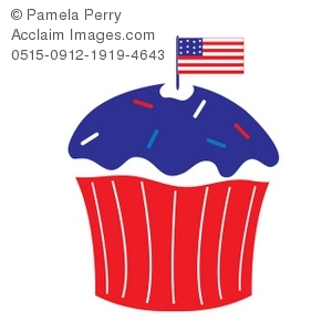 4th of july birthday clipart ; july-birthday-clipart-1