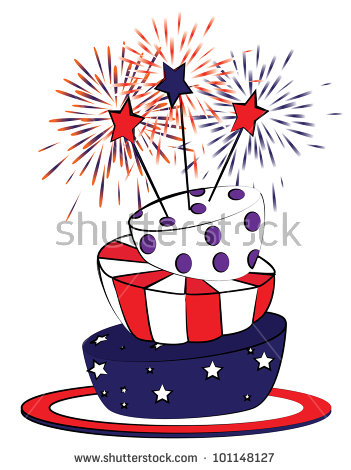 4th of july birthday clipart ; stock-vector-american-cake-cartoon-vector-fourth-of-july-independence-day-101148127
