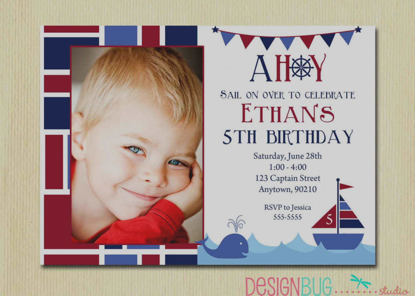 5 year old boy birthday card ideas ; new-of-birthday-invitation-wording-for-5-year-old-boy-best-party-ideas