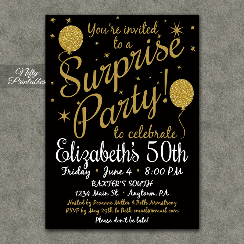 50th birthday design ideas ; Surprise-50th-birthday-party-invitations-to-get-ideas-how-to-make-your-own-party-invitation-design-11