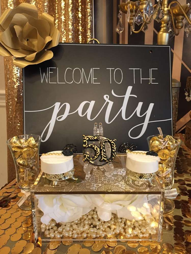 50th birthday party ideas ; 8b798d1b5ce999f593b1709b434930a2