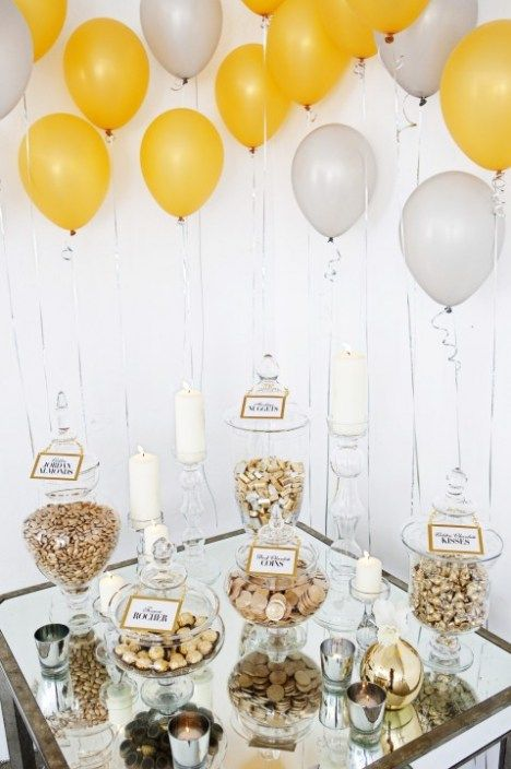 50th birthday party ideas ; Planning-A-50th-Birthday-Party-Balloon-Idea