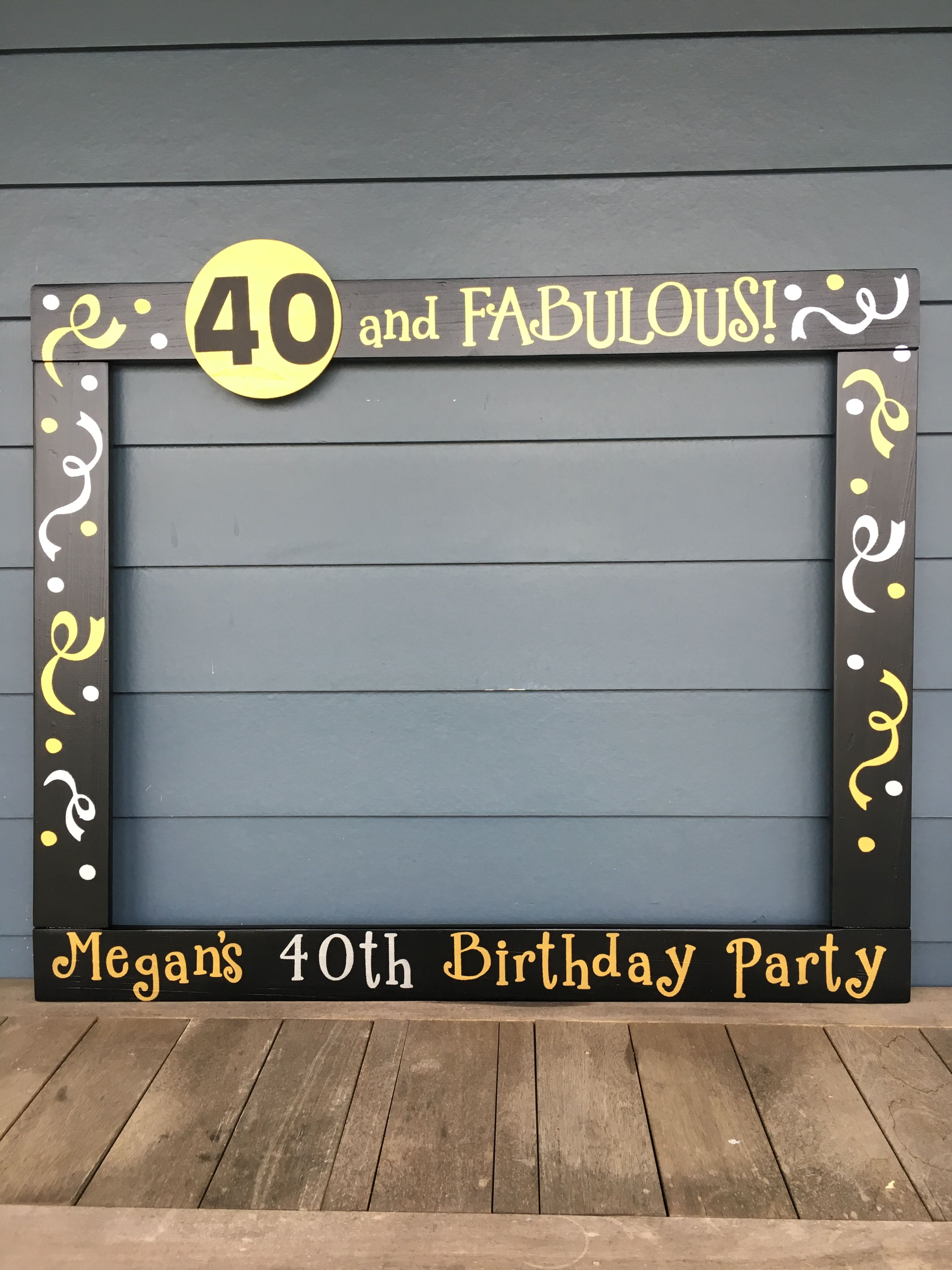 50th birthday party photo booth ideas ; 7aa145df7372168f500024a86771f792