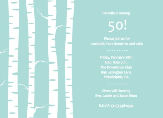 50th birthday picture quotes ; 50th-birthday-party-invitation-by-PurpleTrail