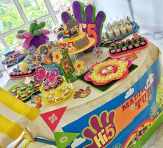 5th birthday themes ; e6eaa7cab3246c5f9b752e6a3b0a451c--hi--birthday-party-birthday-ideas