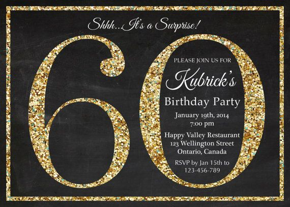 60th birthday invitation card templates free download ; 60th-birthday-invitation-ideas-by-way-of-using-an-impressive-design-concept-for-your-stunning-Birthday-Invitation-Templates-3