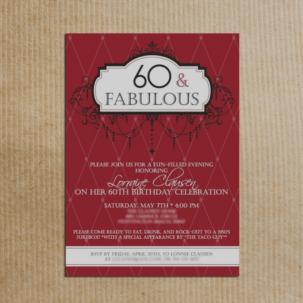 60th birthday wording for card ; trend-of-60th-birthday-card-invitation-wording-invite-template-sample-golden