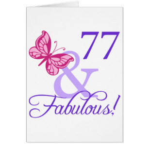 77 birthday card ; 77_and_fabulous_birthday_card-r0c6ca02997c94ed493925b0542a97854_xvuat_8byvr_307