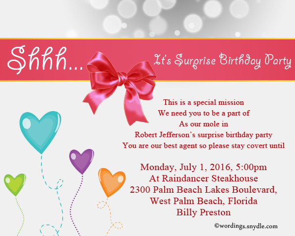 7th birthday invitation message ; surprise-birthday-party-invitation-wording-wordings-and-messages-birthday-party-announcements-wording