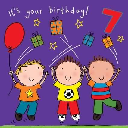 7th birthday message for boy ; boys-seventh-birthday-cookie-aol-image-search-results-7th-birthday-wordings
