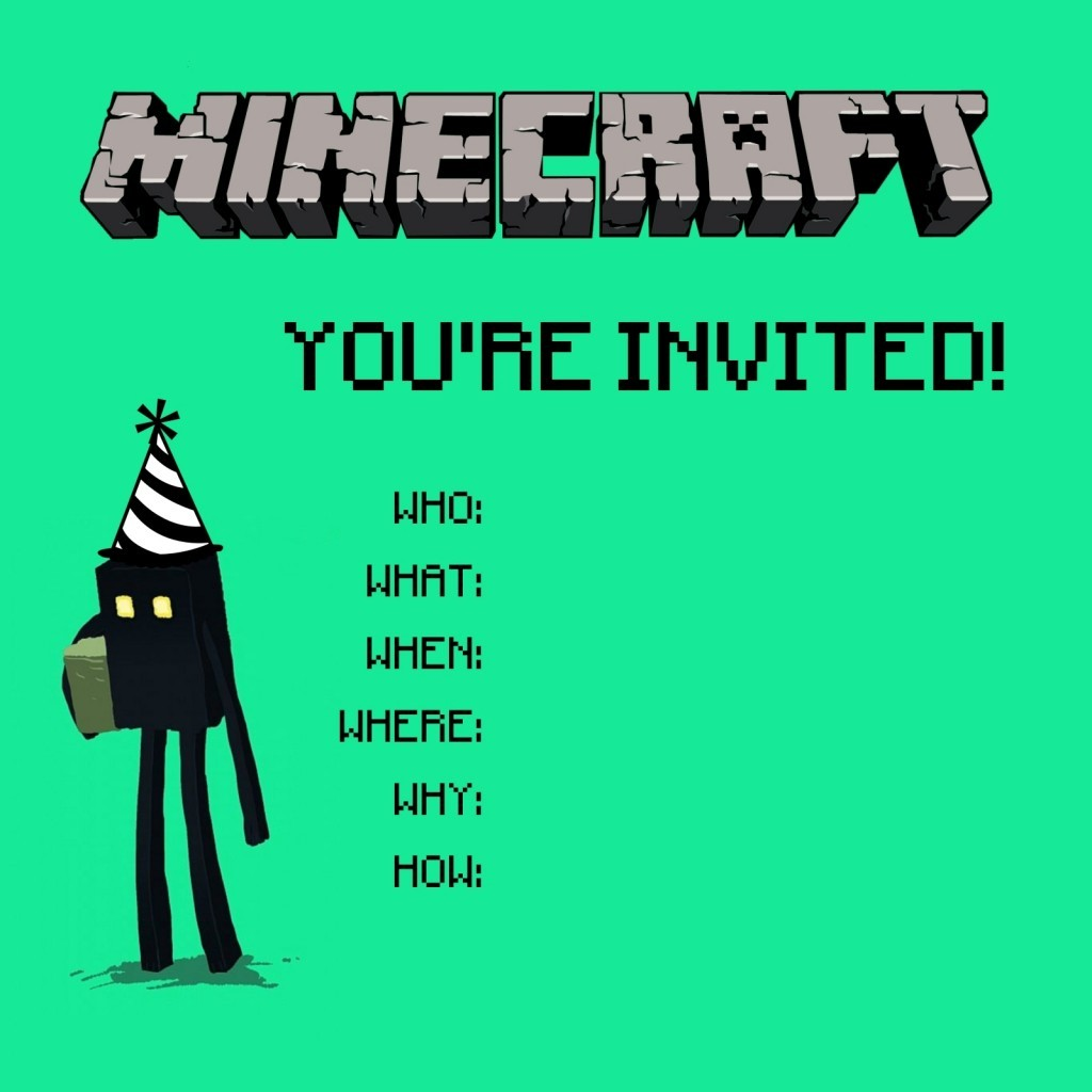 8 year old boy birthday card ideas ; minecraft-birthday-card-template-free-fresh-awesome-custom-party-invites-gallery-invitation-card-ideas-of-minecraft-birthday-card-template-free