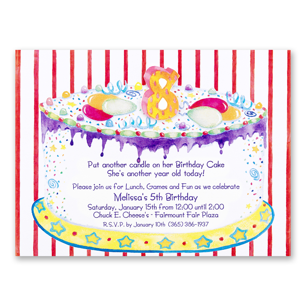 8th birthday invitation templates ; OSV-EIW-V-ZC