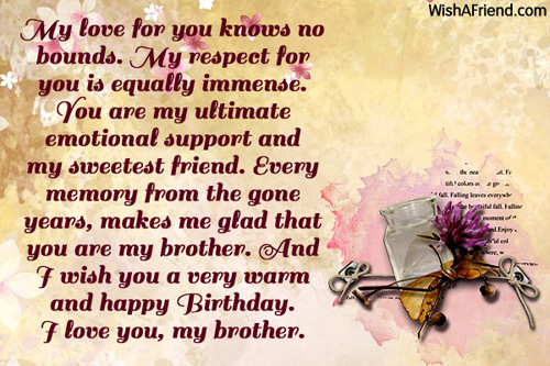 a birthday message for my brother ; 158-brother-birthday-wishes