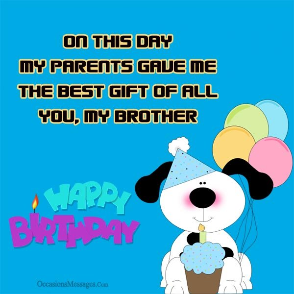 a birthday message for my brother ; Happy-birthday-wishes-and-messages-to-my-brother