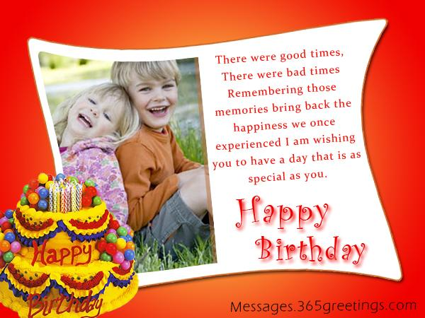 a birthday message for my brother ; birthday-messages-for-brother-1