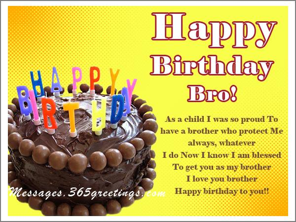 a birthday message for my brother ; birthday-messages-for-brother-2