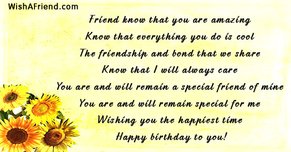 a birthday quote for a special friend ; 23624-friends-birthday-quotes