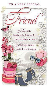 a birthday quote for a special friend ; birthday-quotes-special-friend-birthday-card-happy-birthday-orchid-boots-present-9-x-4
