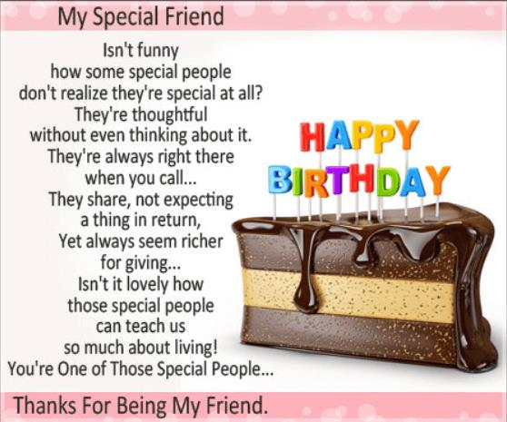 a birthday quote for a special friend ; happy-birthday-quotes-for-a-good-best-friend