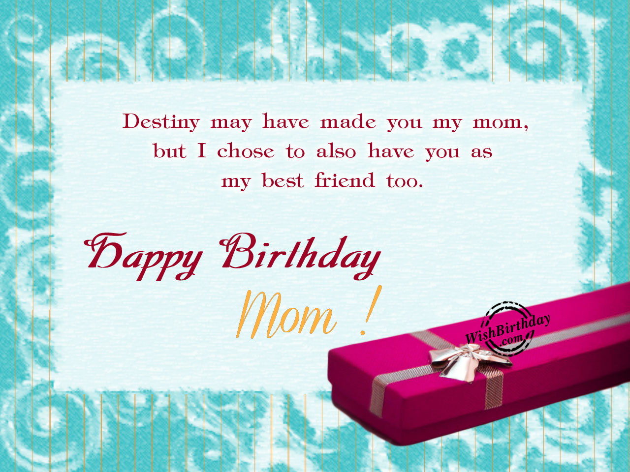 a birthday wish for my mom ; happy-birthday-mom-images-You-Are-My-Best-FreindHappy-Birthday-Mom