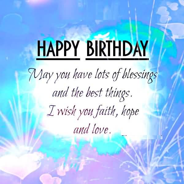 a blessed birthday message ; Nice-Blessings-Birthday-Wishes-For-Christian-2