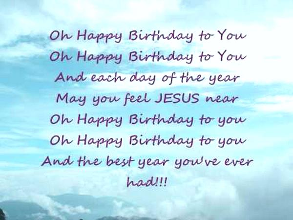 a blessed birthday message ; Religious-Birthday-Wishes06