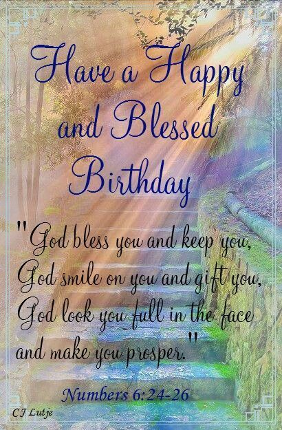 a blessed birthday message ; cef57d37b53c6372150e78831a181215