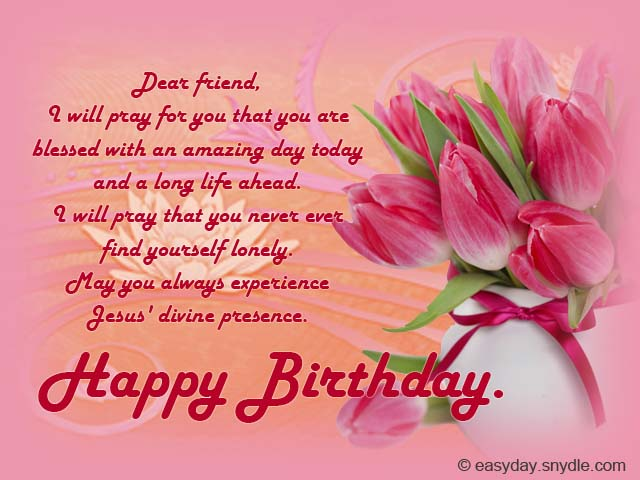 a blessed birthday message ; christian-birthday-greetings-picture
