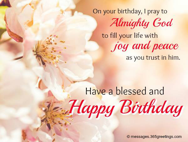 a blessed birthday message ; christian-birthday-wishes-02