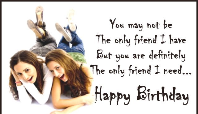 a great birthday wish for a great friend ; Happy-Birthday-Wishes-sms-messages-quotes-greeting-cards-text-msg-For-Best-Friend-Girl