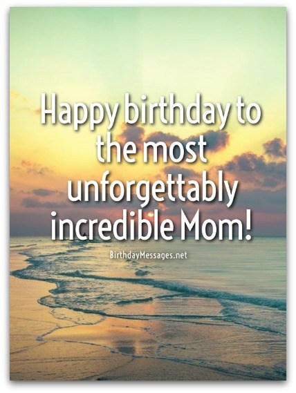 a message for a mother on her birthday ; Mom-birthday-wishes-3B