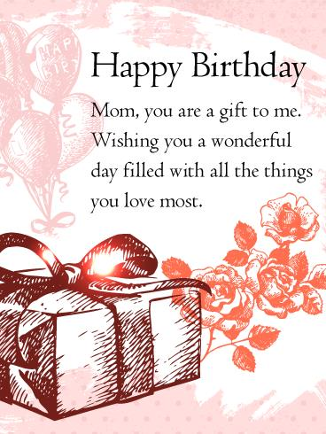 a message for a mother on her birthday ; b_day_fmo22