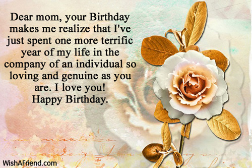 a message for a mother on her birthday ; message-to-mother-on-her-birthday-6