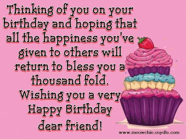 a nice happy birthday message ; happy-birthday-messages-friend-66-best-birthday-wishes-images-on-pinterest-of-happy-birthday-messages-friend