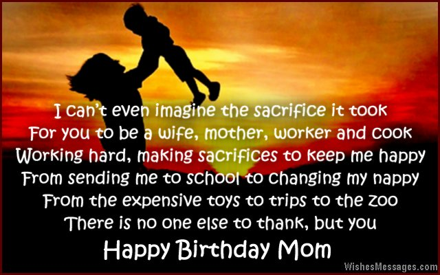 a poem for a mother on her birthday ; Sweet-birthday-card-poem-for-mom