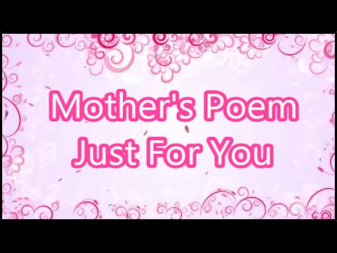 a poem for a mother on her birthday ; hqdefault