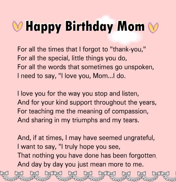 a poem for a mother on her birthday ; lovely-happy-birthday-letter-to-mom-from-son-letter-to-my-mom-on-her-birthday-letter-to-my-mom-on-her-birthday
