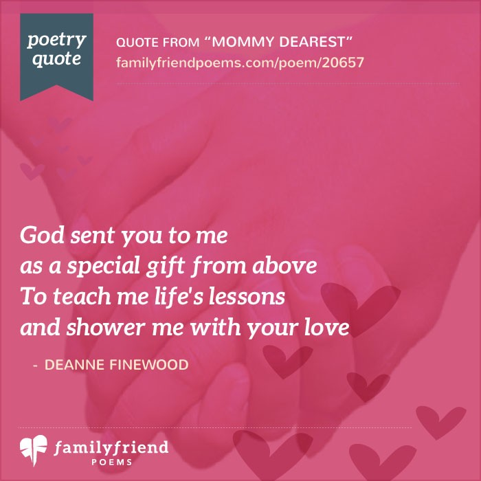 a poem for a mother on her birthday ; mommy-dearest-2