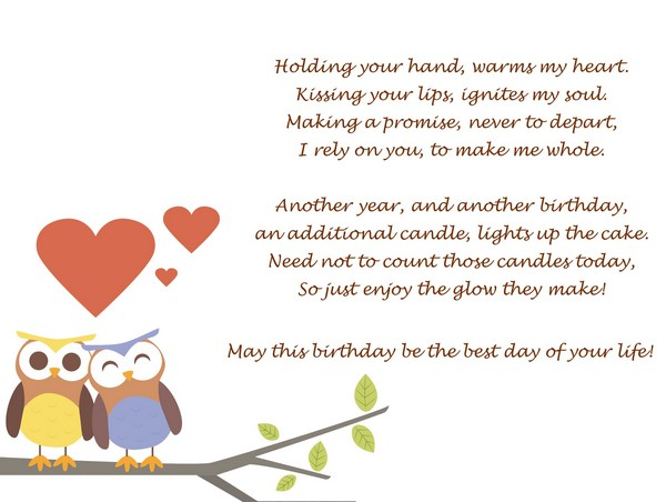 a poem for my wife on her birthday ; happy-birthday-poems-for-her
