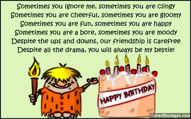 a sweet birthday message for a friend ; Sweet-birthday-greeting-card-wish-for-friends