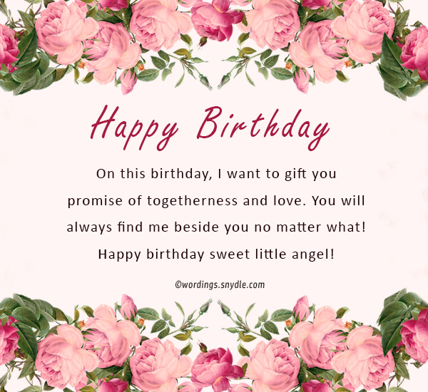 a sweet birthday message for a friend ; birthday-wishes